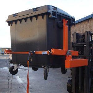 1100L Wheelie Bin Lifter