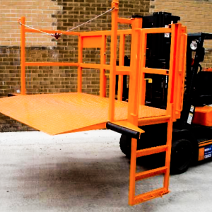 Load Lifter for Forklift and Telehandlers